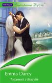 Emma Darcy - Testament z Brazylii