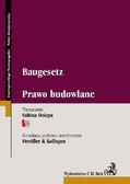 Sabina Ociepa, Kancelaria Streifler & Kollegen - Baugesetz. Prawo budowlane
