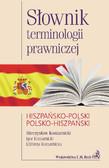 Mieczysław Komarnicki, Igor Komarnicki, Elżbieta Komarnicka - Słownik terminologii prawniczej hiszpańsko-polski polsko-hiszpański