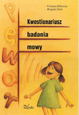 Grażyna Bilewicz, Brygida Zioło - Kwestionariusz badania mowy