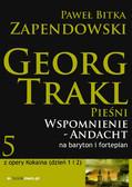 Paweł Bitka Zapendowski - Wspomnienie - Andacht