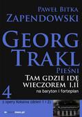 Paweł Bitka Zapendowski - Tam gdzie idę wieczorem