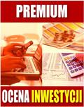 e-BizCom - Ocena Inwestycji - wersja Premium