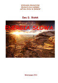 Ewa D. Białek - Energia słowa