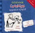 Jeff Kinney - Dziennik cwaniaczka 2. Rodrick rządzi