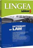 Opracowanie zbiorowe - Lexicon 5 Dictionary of law