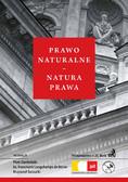 Piotr Dardziński, Franciszek Longchamps de Berier - Prawo naturalne - natura prawa