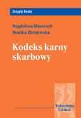 Magdalena Błaszczyk, Monika Zbrojewska - Kodeks karny skarbowy