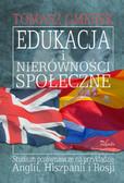 Tomasz Gmerek - Edukacja i nierówności społeczne