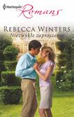 Rebecca Winters - Niezwykłe zaproszenie