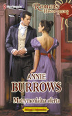 Annie Burrows - Matrymonialna oferta