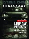 Leif GW Persson - Swobodny upadek, jak we śnie