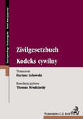 Dariusz Łubowski, Thomas Mrodzinsky - Kodeks cywilny Zivilgesetzbuch