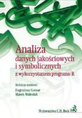 Eugeniusz Gatnar, Marek Walesiak - Analiza danych jakościowych i symbolicznych z wykorzystaniem programu R
