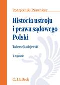 Tadeusz Maciejewski - Historia powszechna ustroju i prawa
