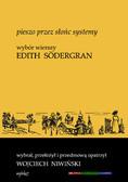 Edith Södergran - Pieszo przez słońc systemy