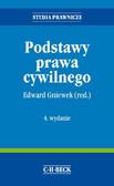 Edward Gniewek - Podstawy prawa cywilnego
