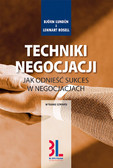 Bjorn Lunden, Lennart Rosell - Techniki negocjacji - Jak odnieść sukces w negocjacjach