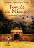 Abraham Verghese - Powrót do Missing