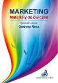 Grażyna Rosa - Marketing Materiały do ćwiczeń