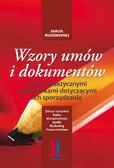 Danuta Młodzikowska - Wzory umów i dokumentów - wraz z praktycznymi wskazówkami dotyczącymi ich sporządzania