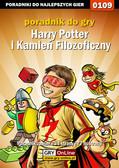 Krzysztof 'Hitman' Żołyński - Harry Potter i Kamień Filozoficzny - poradnik do gry