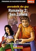 Artur 'Metatron' Falkowski - Runaway 2: Sen Żółwia - poradnik do gry