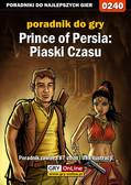Fajek - Prince of Persia: Piaski Czasu - poradnik do gry