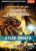 Artur 'Arxel' Justyński - Divinity II: Ego Draconis - Atlas świata - poradnik do gry