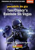 Jacek 'Stranger' Hałas - Tom Clancy`s Rainbow Six Vegas - poradnik do gry
