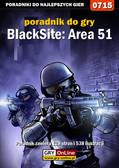 Łukasz 'Crash' Kendryna - BlackSite: Area 51 - poradnik do gry