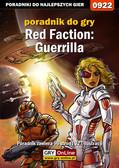 Terrag, Łukasz 'Crash' Kendryna - Red Faction: Guerrilla - poradnik do gry
