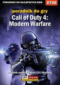 Krystian Smoszna - Call of Duty 4: Modern Warfare - poradnik do gry