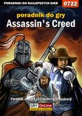 Maciej 'Shinobix' Kurowiak - Assassin`s Creed - poradnik do gry