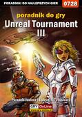 Adam 'eJay' Kaczmarek - Unreal Tournament III - poradnik do gry