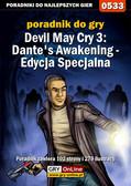 Rafał 'WLQ' Wilkowski - Devil May Cry 3: Dante`s Awakening - Edycja Specjalna - poradnik do gry