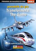 Kamil 'Draxer' Szarek - Transformers: The Game - poradnik do gry