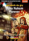 Piotr 'MaxiM' Kulka - Duke Nukem Forever - poradnik do gry