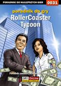 Łukasz 'Dżujo' Kujawa - RollerCoaster Tycoon - poradnik do gry