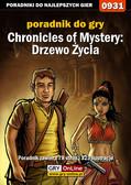 Katarzyna 'Kayleigh' Michałowska - Chronicles of Mystery: Drzewo Życia - poradnik do gry