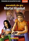 Robert 'ochtywzyciu' Frąc - Mortal Kombat - ciosy specjalne i kombosy - poradnik do gry