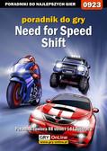 Przemysław 'g40' Zamęcki - Need for Speed Shift - poradnik do gry