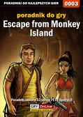 Jakub 'Cubituss' Kowalski, Kamil 'Draxer' Szarek - Escape from Monkey Island - poradnik do gry