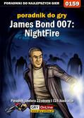 Jacek 'Stranger' Hałas - James Bond 007: NightFire - poradnik do gry