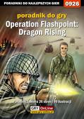 Adam 'eJay' Kaczmarek - Operation Flashpoint: Dragon Rising - poradnik do gry