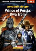 Marek 'Fulko de Lorche' Czajor - Prince of Persia: Dwa Trony - poradnik do gry