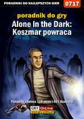 Marcin 'lhorror' Jaskólski - Alone in the Dark: Koszmar powraca - poradnik do gry