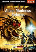 Amadeusz 'ElMundo' Cyganek - Alice: Madness Returns - Sekrety