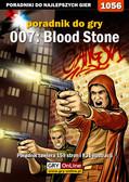 Michał 'Wolfen' Basta - 007: Blood Stone - poradnik do gry