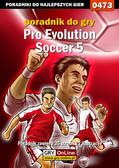 Maciej 'maciek_ssi' Bajorek - Pro Evolution Soccer 5 - poradnik do gry